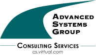 ASG Consulting Services, Advanced Systems Group (ASG)