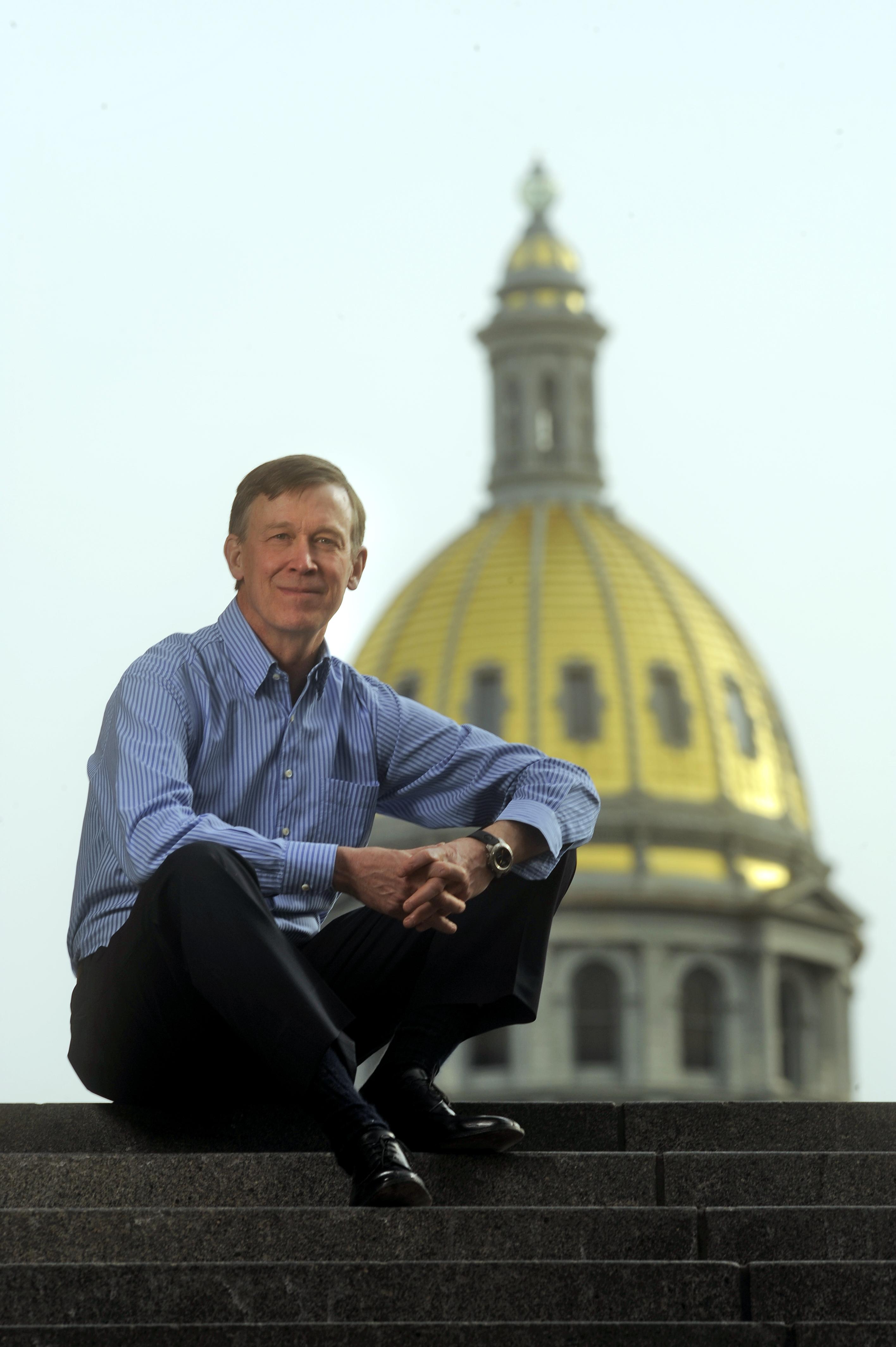 John W. Hickenlooper, Governor, State of Colorado